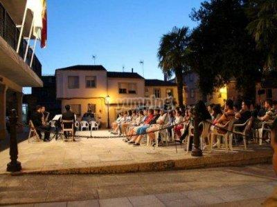 Campo musicale di 5 giorni a Pontevedra