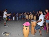 Laboratorio di percussioni
