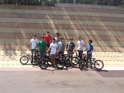 Street sports summer camp in Barcelona