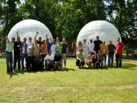 Practice Zorbing with us