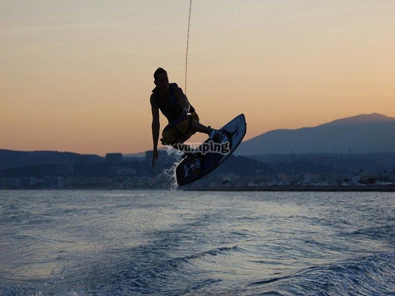 wake board Marbella