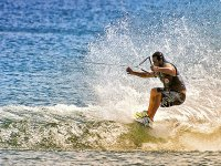 15 Minutes Wakeboarding in Marbella