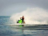 Excursión con moto de agua por Torremolinos