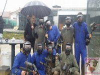 Grupo de paintball
