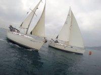 nuestros dos veleros