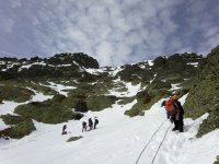 Excursiones a las cumbre nevadas