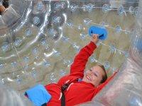 球太空球坡道