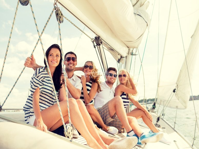 Salir a navegar por la Cádiz