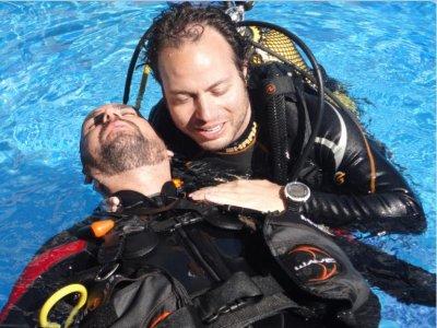Rescue Diver course in Las Rozas
