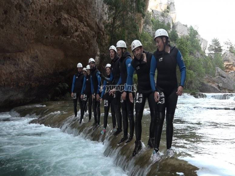 Ventano del Diablo峡谷的萨尔托