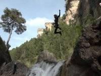 Iniziazione Canyoning El Ventano del Diablo