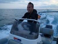 Adrenalina sobre el mar