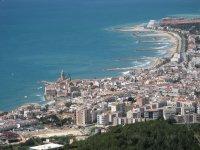 Conoce el mar de Sitges