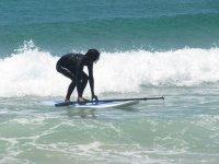 不失去与桨表多米纳-999保持身体平衡