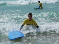 Iniciándote en el surf