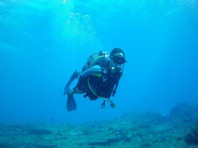 PADI Open Water en Arinaga