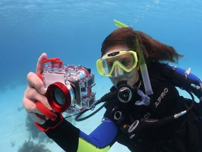 Digital Underwater Photographer course in Madrid