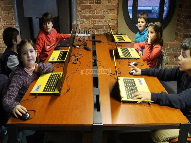 Todos con los PCs