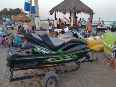 Jet Ski, Jet Boat & Aquarocket, Torremolinos for 2