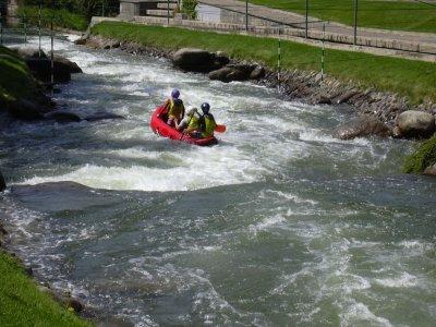 Escuela de Piragüismo de Sort Kayaks