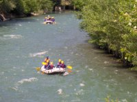 Rafting in Sort