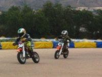 carreras minimotos