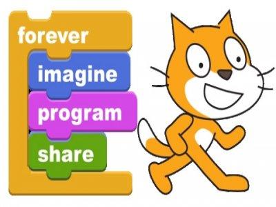 Curso Creación de videojuegos con Scratch en Álava