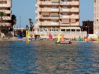 Have fun in the sea of Murcia