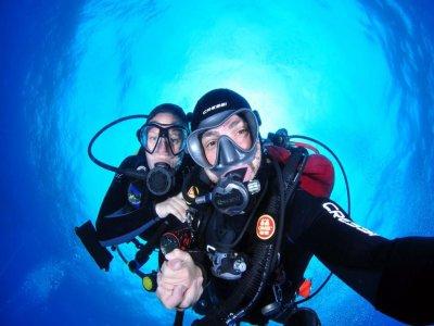 阿里纳加10次潜水奖励加1份免费礼物