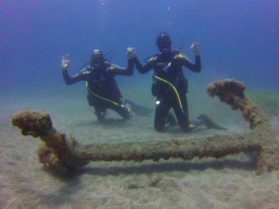 Bono 10 inmersiones más 1 de regalo en Arinaga