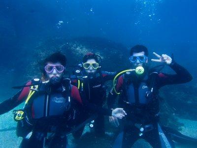 Buceo Open Water, velero, kayak en Cabo de Gata
