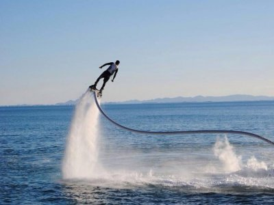 Flyboard Rental in Garrucha - 20 min 1 person