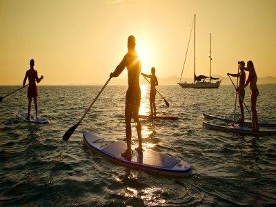Es Caló Surf School Paddle Surf