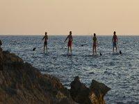 引水夫妇桨冲浪之旅
