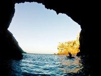 cueva para snorkel