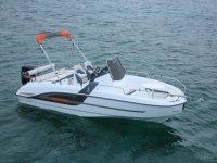 Barca da pesca a Valencia