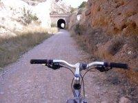 Manillar de la Mountain Bike