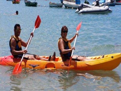 Cabo Cope为期5天的皮划艇课程