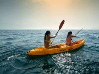 Kayak a Valencia