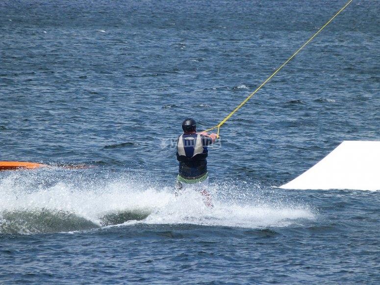 Water esqui Baleares