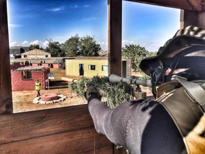 Pack veterano Airsoft Valencia 5 horas