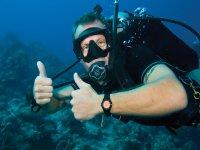 PADI Open Water Diver, Marinaseca
