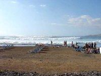 海滩特内里费岛