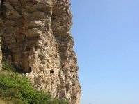 Steep terrain