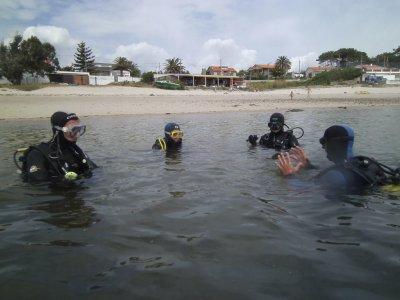 Scopri le immersioni subacquee a Sanxenxo, Pontevedra