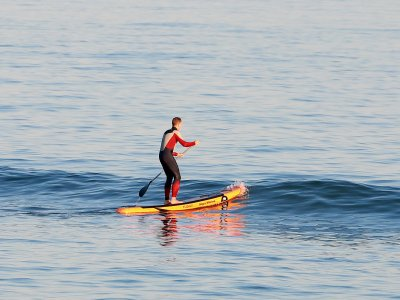 Blueseanautic Paddle Surf