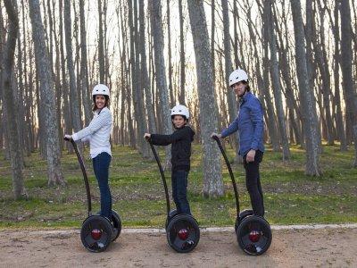 Tour cultural por Girona en Segway
