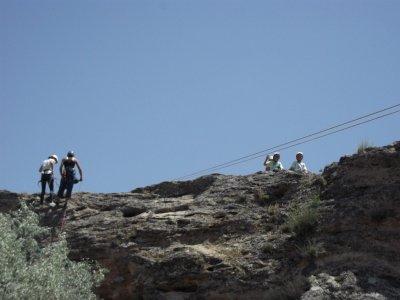 Campamento con inglés y multiaventura en Cuenca