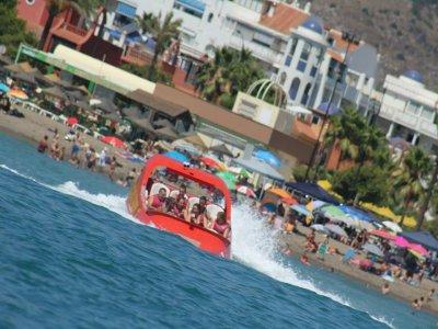 Pack Moto de agua y Gran Tiburón en Torremolinos