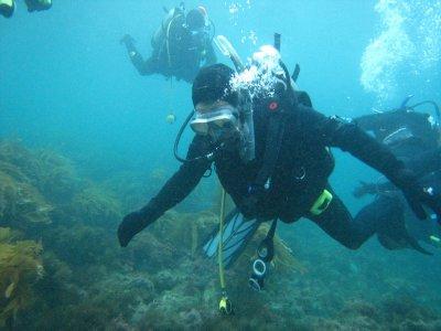 PADI Scuba Diver en Castell De Ferro